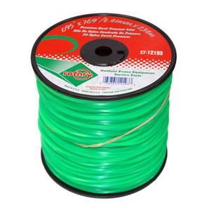 27-12193-Green Premium Quad Trimmer Line