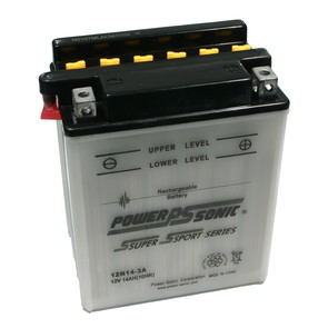 12N14-3A - Heavy Duty Battery.