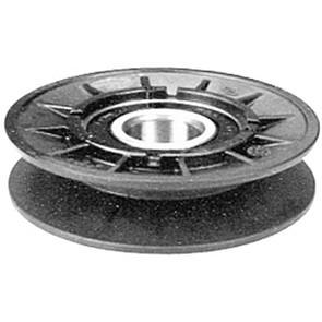 13-10738 - John Deere V-Belt Idler Pulley. Replaces GX20286.