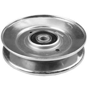 "13-11635 - V-Idler Pulley for AYP 48"" decks from 2005-up"