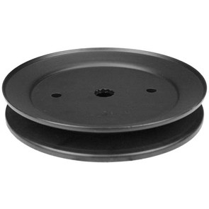 """13-12378 - Spindle Pulley for AYP 42"""" & 46"""" newer decks"""