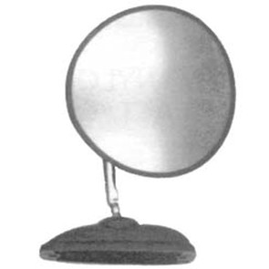 13-1920 - Metal Arm Rear View Mirror