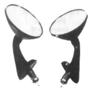 13-1925 - Rear View Mirror Set