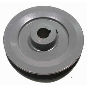 "13-5883 - 4"" X 1"" Cast Iron Pulley"