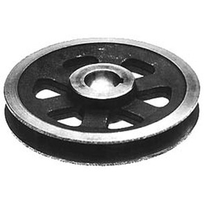"13-5886 - Cast Iron Pulley 5-3/4"" X 5/8"""