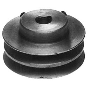 13-6608 - Bobcat 38183 Double Pulley