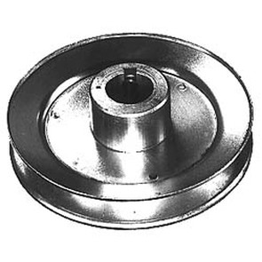 "13-758 - P-312 Steel Pulley 3"" X 5/8"" X 3/16"""