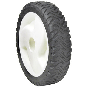 "7-13492 - 8"" Plastic Wheel for Toro"