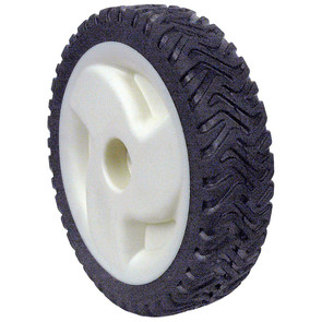 """7-14424 - 8"""" Plastic Wheel Replaces Toro 105-1814"""