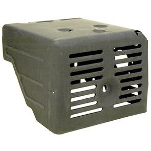 18-14451 - Muffler Protector Only for Honda 18320-ZE2-W62 & 18320-ZE2-W61