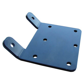 1516SW - Winch Mount Plate for 2009-2014 Yamaha Grizzly 450 ATVs