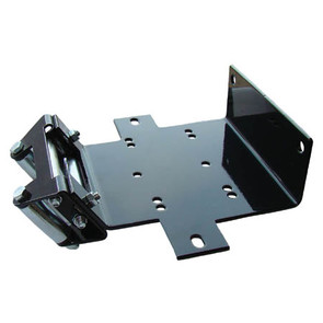 1547SW - Winch Mount Plate for Various 2007-2015 Yamaha Grizzly 550 & 700 4x4 ATVs