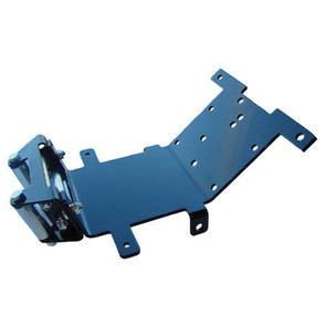 1555SW - Winch Mount Plate for Honda TRX400 & TRX450 ATVs