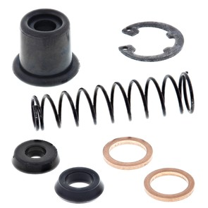 18-1011 Aftermarket Front Master Cylinder Rebuild Kit for Various 1987-1989, 2006-2017 ATV's and Motorcycles