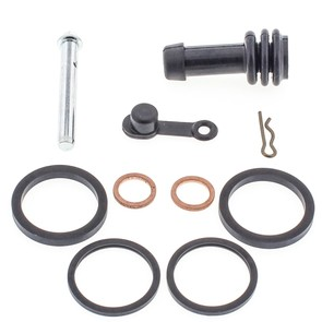 18-3025 Aftermarket Front Caliper Rebuild Kit for Various 1997-2018 Kawasaki & Suzuki ATV's, Dirt Bikes, and Motorcycles