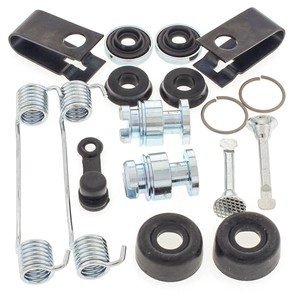 18-5008 Honda Aftermarket Front Wheel Cylinder Rebuild Kit for 1988-2000 TRX300 Fourtrax Model ATV's