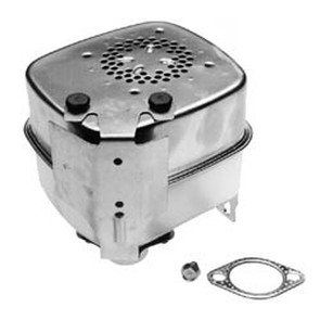 18-8003 - Muffler W/Hardware Replaces Briggs & Stratton 491413