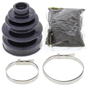 19-5008-FI Aftermarket Front Inner CV Boot Repair Kit for Various 2004-2010 Kawasaki and Polaris ATV's