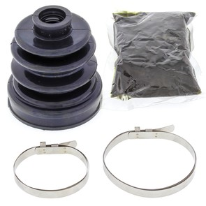 19-5011-RO Aftermarket Rear Outer CV Boot Repair Kit for Various 2003-2018 Arctic Cat, Honda, and Suzuki Model ATV's & UTV's