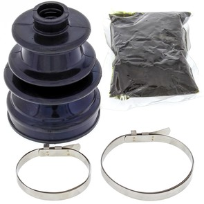 19-5014-RO Aftermarket Rear Outer CV Boot Repair Kit for Various 2009-2019 Suzuki & Yamaha Model ATV's