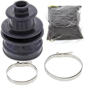 19-5017-RI Aftermarket Rear Inner CV Boot Repair Kit for Various 2010-2019 Polaris 550, 850, and 1000 ATV Models and Most 2013-2019 Gem LEV Models