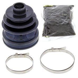 19-5018-RO Aftermarket Rear Outer CV Boot Repair Kit for 2008-2013 Yamaha Rhino 700 FI Model UTV's