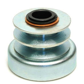 "200271A - Double Pulley SCDP 350 Series Centrifugal Clutch. 1"" Bore"