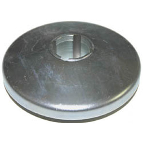 "219205A-W1 - # 8: Movable Half Sheeve w/Hub, 3/4"" Bore for 30 Series"