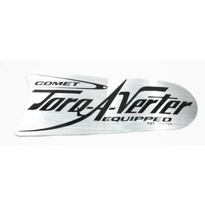 201721A - # 31 Torq-A-Verter Decal