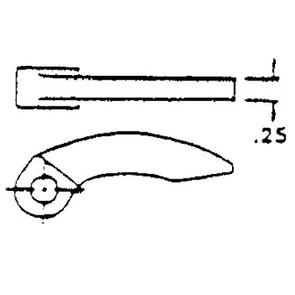208232A1 - Cam Arm B-2 (41.3 grams)