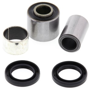 21-1008-F Honda Aftermarket Front Full Shock Bushing Kit for Most 2000-2014 350, 400, 500 Model ATV's