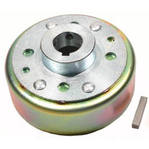 """AZ2265-OD - 4-1/2"""" Standard Drum & Hub Kit - Machined OD"""