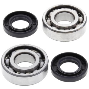 24-1035 Aftermarket Crankshaft Bearing & Seal Kit for 2003-2006 Kawasaki KFX80 and 1987-2006 Suzuki LT-80 Model ATV's