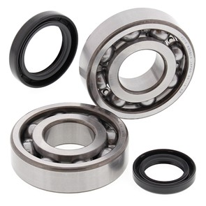 24-1038 Aftermarket Crankshaft Bearing & Seal Kit for 1987-1990 Suzuki LT-500R Quadracer Model ATV's