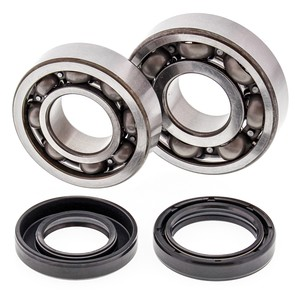 24-1043 Aftermarket Crankshaft Bearing & Seal Kit for 1988-2006 Yamaha YFS200 Blaster Model ATV's