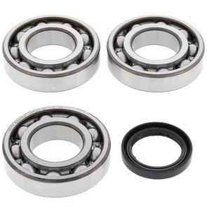 24-1076 Aftermarket Crankshaft Bearing & Seal Kit for Various 1995-2002 Polaris 335, 400, 425, 500 Model ATV's