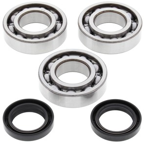 24-1078 Aftermarket Crankshaft Bearing & Seal Kit for 1993-1998 Polaris 250 Model ATV's