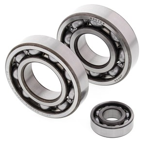 24-1080 Aftermarket Crankshaft Bearing Kit for 1998-2007 Suzuki LT-F500F Model ATV's