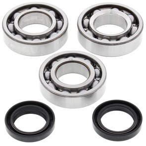 24-1084 Aftermarket Crankshaft Bearing & Seal Kit for Most 1994-1999 Polaris 300 Model ATV's