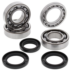 24-1088 Aftermarket Crankshaft Bearing & Seal Kit for 1990-1993 Polaris 350 Model ATV's