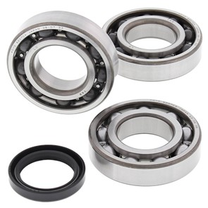 24-1090 Aftermarket Crankshaft Bearing & Seal Kit for Various 1998-1999 & 2004-2013 Polaris 400 & 500 Model ATV's