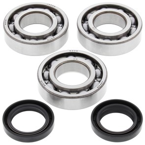 24-1092 Aftermarket Crankshaft Bearing & Seal Kit for Various 1999-2006 Polaris 250 Model ATV's