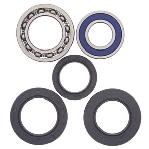 25-1017 - 95-99 Yamaha Wolverine Rear Wheel Bearing Kit with Seals.