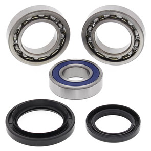 25-1018 - Yamaha 00-05 YFM350 Wolverine Rear Wheel Bearing Kit with Seals.