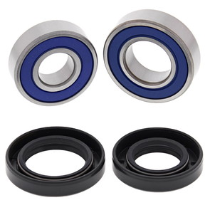 25-1023 - Kawasaki Front Wheel Bearing Kit with Seals. Many 1987-2004 Kawasaki Lakota, Bayou, Majave & Tecate ATVs