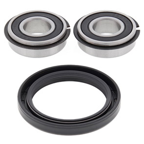 25-1046 -  Kawasaki Front Wheel Bearing Kit with Seals. Fits many 81-87 KLT110, KLT160, KLT200, KLT250 ATVs