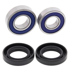 25-1050 - Honda Front Wheel Bearing Kit with Seals. 86-87 TRX 70