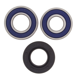 25-1088 - Kawasaki Front Wheel Bearing Kit with Seals. Fits many KLF220 and KLF250 Bayou ATVs