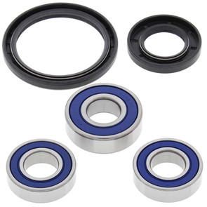25-1098 - Polaris Front Wheel Bearing Kit with Seals. Fits 85-87 Cylone & Trail Boss 250 ATVs