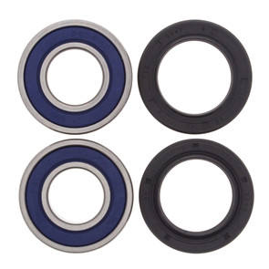 25-1112 - Honda Front Wheel Bearing Kit with Seals. Fits some 84-87 FL350R and TRX250/R ATVs